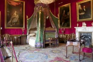 Inside Windsor Castle Royal Bedroom