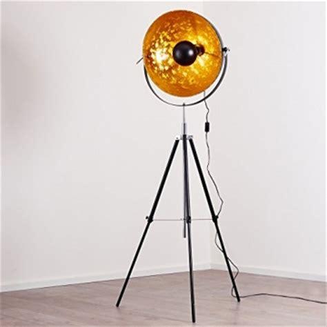 ᐅ Stehlampe Saturn Xxl Farbe Gold Und Schwarz