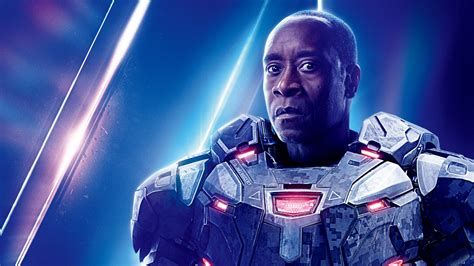 War Machine In Avengers Infinity War 8k Poster, Hd Movies, 4k Wallpapers, Images, Backgrounds