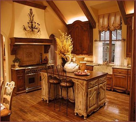 Tuscan Style Kitchen Furniture Designs Home Design Ideas