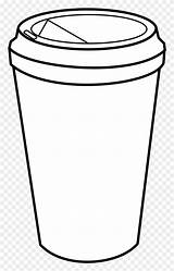 Coffee Coloring Cup Pages Cups Clipart Latte Clip Mug Tumbler Paper Pinclipart Template Luxury Webstockreview Tags sketch template