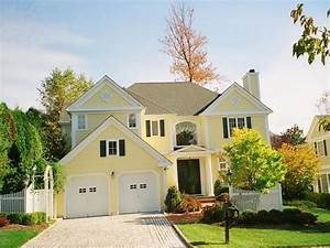 Yellow Exterior House Colors Marceladick com