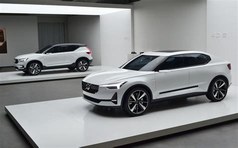 2018 Volvo SUV XC40