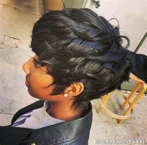 Pin by Courtney Smith on Short&Sassy Hair styles Cute