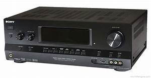 Sony Str-dh720 - Manual - Multi-channel Av Receiver