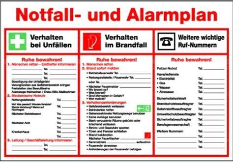 schild pvc notfall und alarmplan xmm ebay
