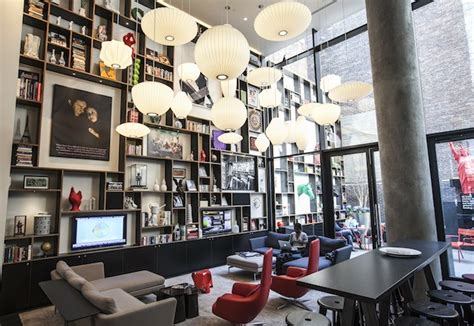 citizenm hotel brings  oasis  cool  times square