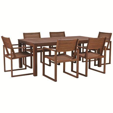 deckhaus  piece outdoor package freedom furniture