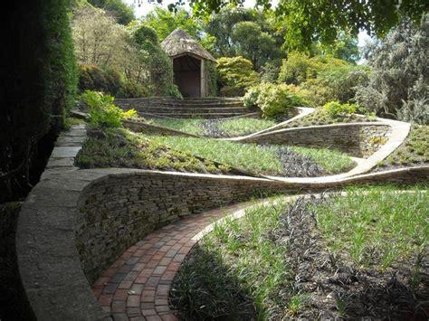 best 25 sloping garden ideas on