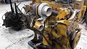 2002 Caterpillar C15 6nz Diesel Engine