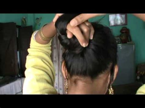 updo   elastic bands  bobby pins youtube