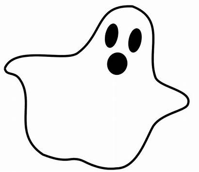 Ghost Clipart Clip Transparent Cartoon Cliparts Paranormal