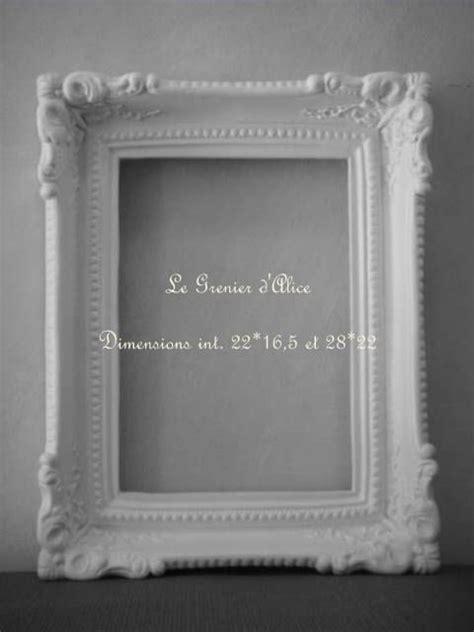 cadre photo style ancien cadre patin 233 style baroque patine shabby chic romantique decoration de charme frame decor