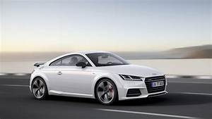2017 Audi TT S Line Competition Wallpapers & HD Images ...  2017
