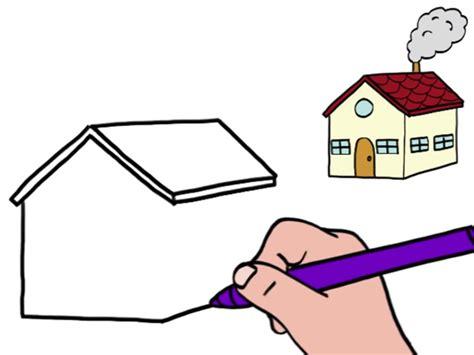 maison de cagne dessin apprendre 224 dessiner une maison en 3 233