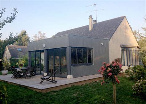 maison en bois calvados les r 201 sultats palmar 232 s de l architecture 2015 calvados