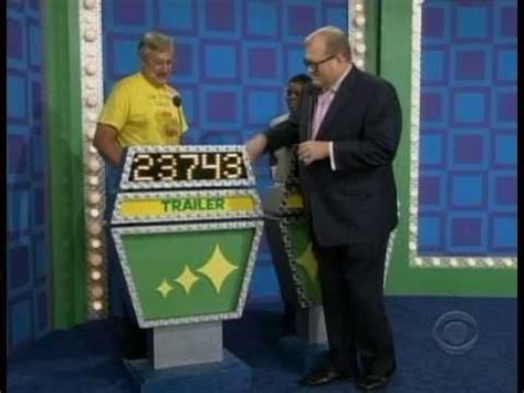 Bid On The Price Is Right Showcase Bid Hq