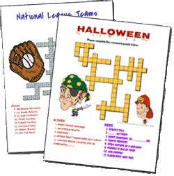 crossword puzzle maker highly customizable