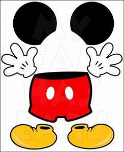 Mickey Mouse Birthday Clipart | Clipart Panda - Free ...