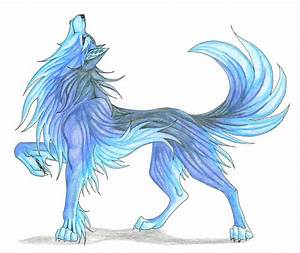 wolf picture that i may try to draw later L= | Drawings of ...