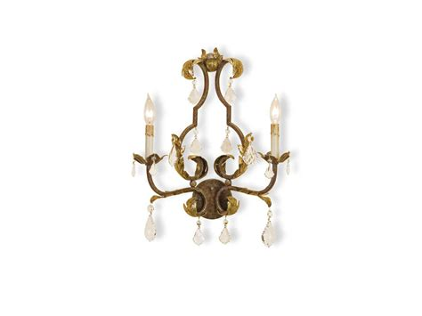 currey company tuscan two light wall sconce cy5828