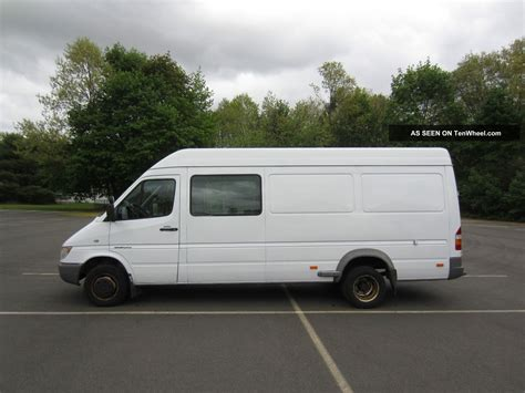 Dodge Cargo by 2006 Dodge Sprinter Cargo Information And Photos Momentcar