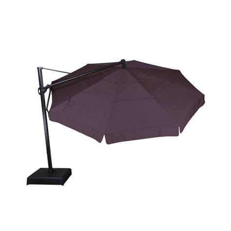 treasure garden cantilever umbrella 13 treasure garden 13 cantilever freestanding umbrella