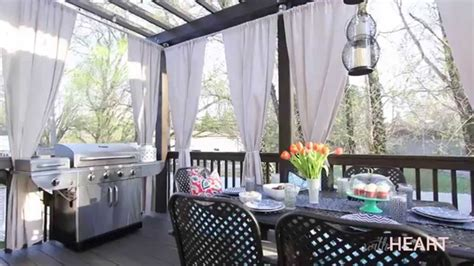 diy galvanized pipe rods drop cloth drapes withheart