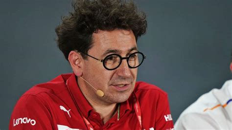 Il team principal della storica scuderia ferrari si trova ad un importante bivio: MOTORLAT | Binotto on chances to race until January 2021