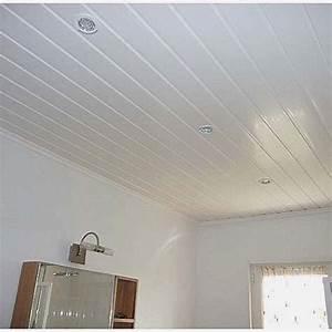 Faux Plafond Pvc : faux plafond coupe feu 1h canada archives uhlfel ~ Melissatoandfro.com Idées de Décoration