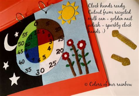 Related Of Printable Clock Hand Cut Outs