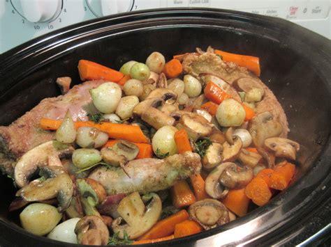 child coq au vin crock pot 28 images cooking with julian coq au vin child s classic