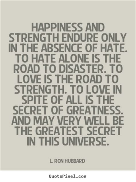 Quotes About Love and Strength