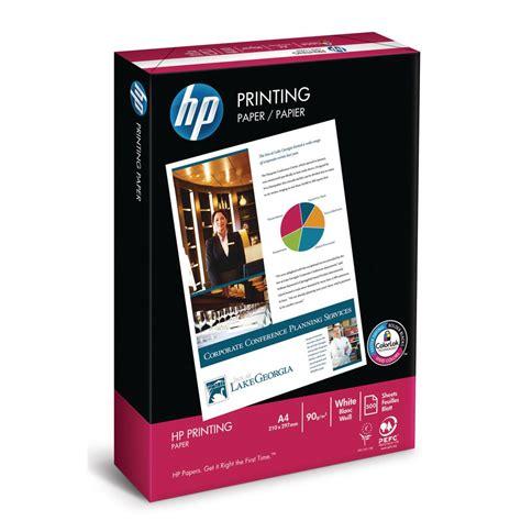 hp printing   gsm multipurpose paper  laser