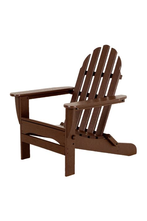polywood folding adirondack chairs classic adirondack chair