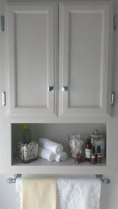 Over the toilet storage chrome knobs from restoration for 5 bathroom storage over toilet ideas