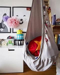 Hängesessel Kinder Ikea : ideen f rs kinderzimmer ein h ngestuhl wie ekorre h ngesessel in silberfarben ist ideal wenn ~ Pilothousefishingboats.com Haus und Dekorationen