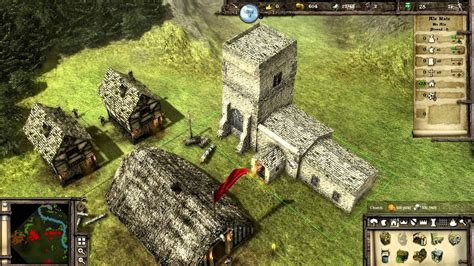 stronghold  p gameplay   release