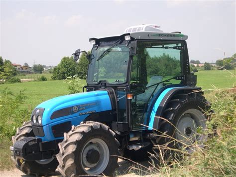 Cabine Per Trattori Agricoli Usate Cabina Per Trattori Landini Technofarm