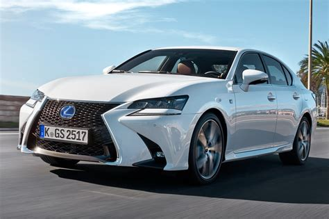 Lexus Car : Lexus Gs300h Executive Edition (2016) Review By Car Magazine