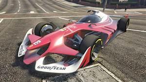 Ferrari Concept F1 Véhicules Téléchargements GTA 5