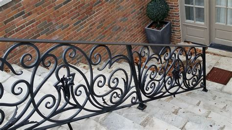 This element that naturally occurs and is harvested straight from the earth's crust is what holds our homes, streets, and pretty much the world together these days. GALLERY | EXTERIOR | Wrought Iron Railings - Innovative ...