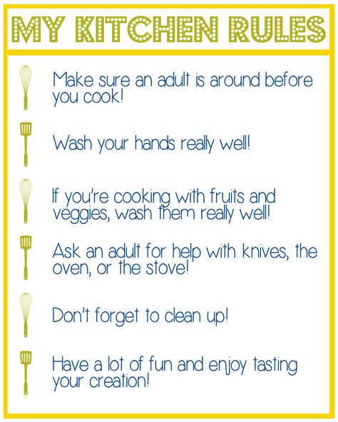 Kitchen Safety For Kids Archives  Mama Plus One