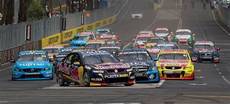 Supercars Confirm Newcastle Street Race