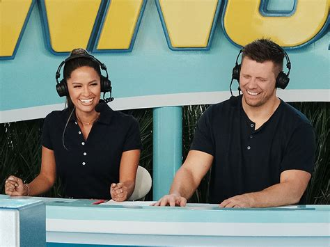 WWE Superstar The Miz brings his charm to 'Cannonball ...