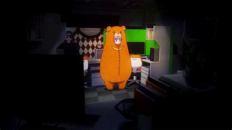 bear sleeping bag tumblr