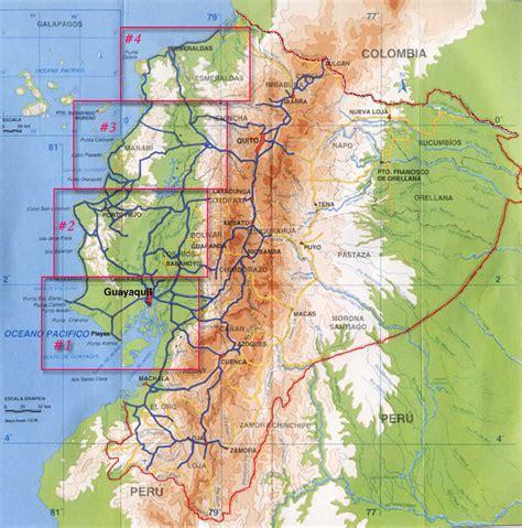 Mainland Ecuador Spots