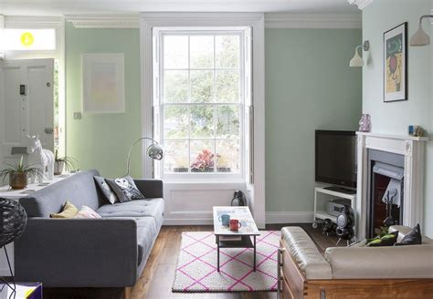 chambre vert kaki couleur de peinture pour le salon plus de 20 nuances vertes