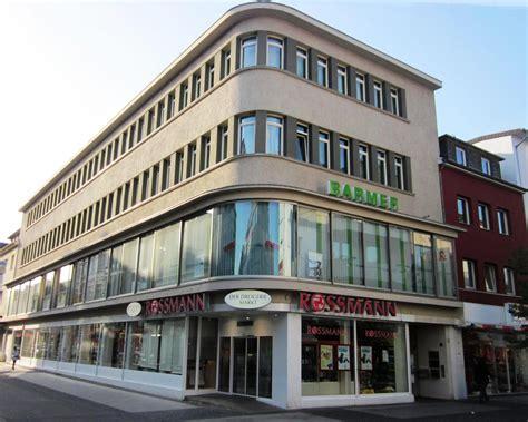 Kaufhaus In by Kaufhaus Breuer Eschweiler Architektur Baukunst Nrw