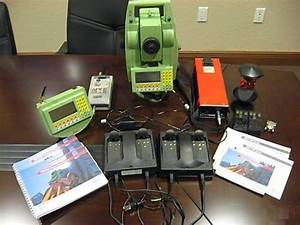 Sell Leica Tcr805 Reflectorless Total Station Id 8461349  From Pt Sentosa Equipment